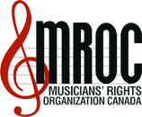 Musician's Rights Organization Canada